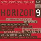 【輸入盤】『ホライゾン9〜ラウケンス、エトヴェシュ、トゥール、他』 アラン・ギルバート、グスターヴォ・ヒメノ、ステファヌ・ドゥネーヴ、コン [ Contemporary Music Classical ]