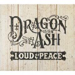 【送料無料】【CD最新作ポイント5倍対象商品】LOUD & PEACE(初回限定3CD) [ Dragon Ash ]