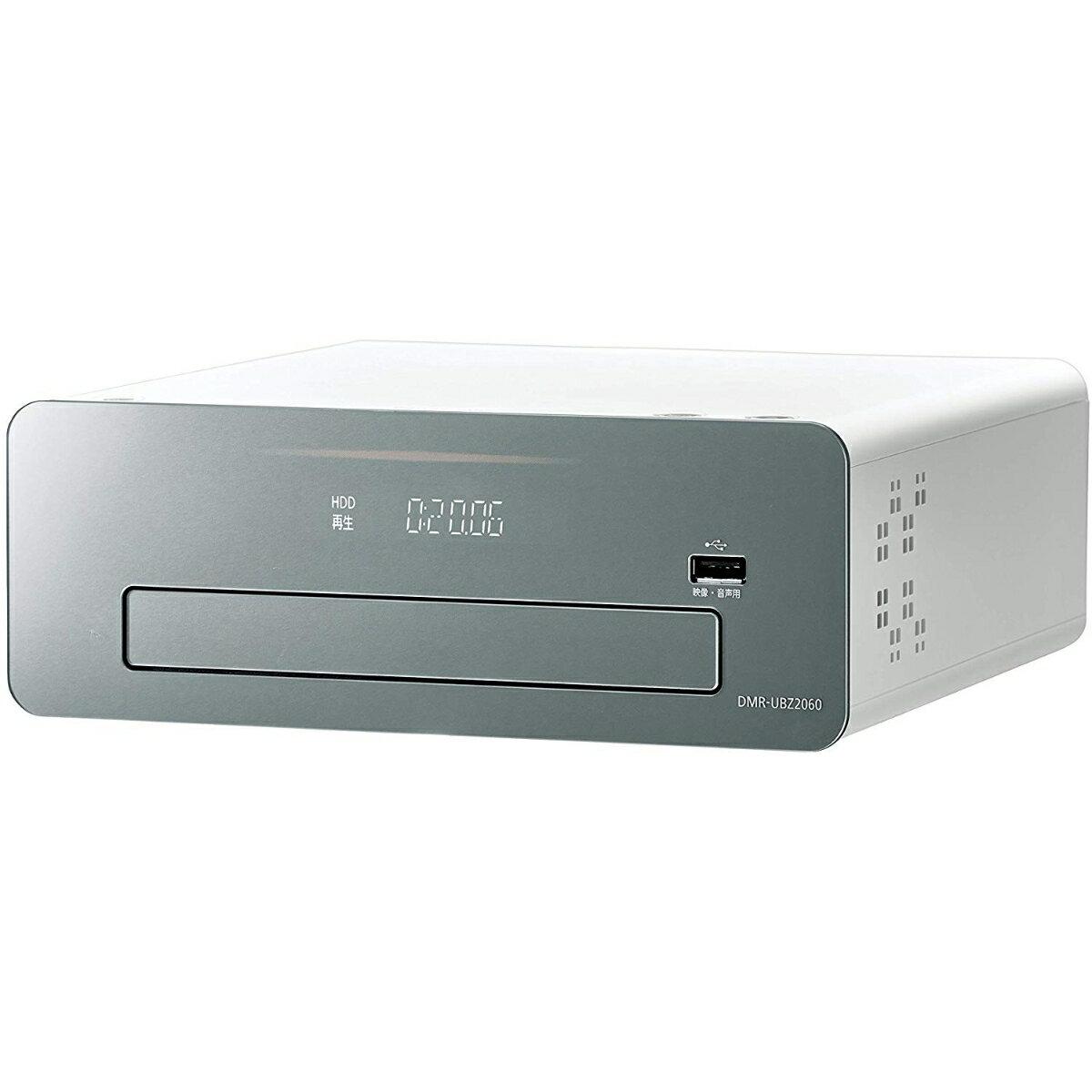 Panasonic ブルーレイディスクレコーダー DMR-UBZ2060