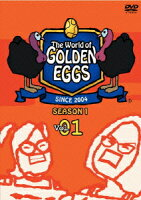 "The World of GOLDEN EGGS""SEASON 1""Vol.01"