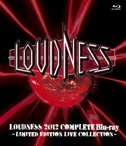 LOUDNESS 2012 COMPLETE Blu-ray -LIMITED EDITION LIVE COLLECTION-【Blu-ray】画像
