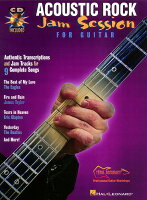 【輸入楽譜】TOTAL ACCURACY: ACOUSTIC ROCK GUITAR JAM SESSION