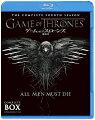 ゲーム・オブ・スローンズ 第四章:戦乱の嵐ー後編ー ブルーレイセット【Blu-ray】