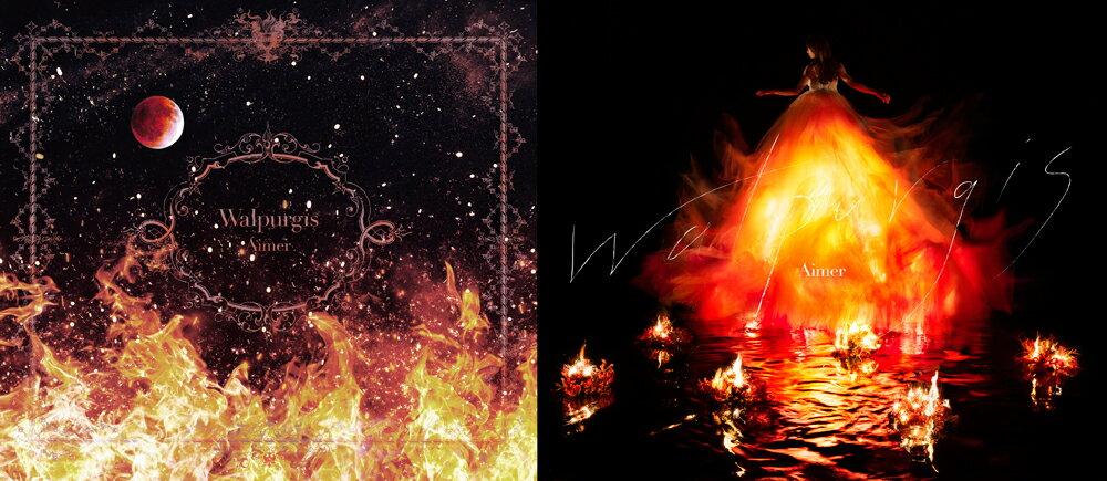 邦楽, ロック・ポップス Walpurgis ( CD3Blu-ray) Aimer