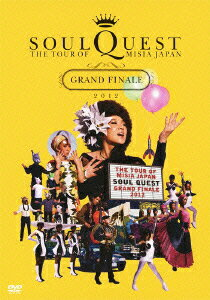 THE TOUR OF MISIA JAPAN SOUL QUEST -GRAND FINALE 2012 IN YOKOHAMA ARENA-画像