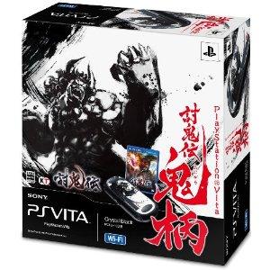 【送料無料】PlayStation Vita 討鬼伝 鬼柄