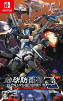 【特典】地球防衛軍3 for Nintendo Switch(【初回封入特典】エレクトロパラライザーがダウンロードが出来るコードチラシ)
