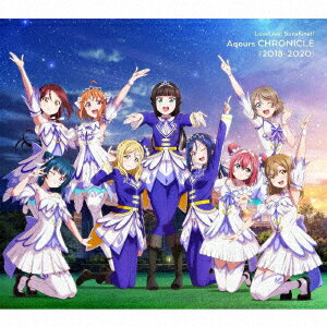 CD, アニメ !!! Aqours CHRONICLE(20182020)(A4(1)) Aqours