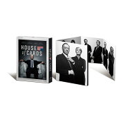 ハウス・オブ・カード 野望の階段 SEASON 1 Blu-ray Complete Package【Blu-ray】
