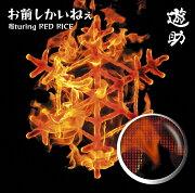 <span>ポイント5倍</span>お前しかいねぇ 遊turing RED RICE (from湘南乃風) (初回限定盤A CD+DVD)