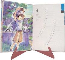 コミックブレイドカレンダー「スケッチブック」卓上タイプ 2007
