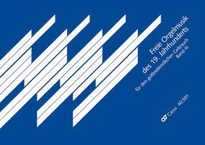 【輸入楽譜】19世紀のオルガン作品集 第3巻/Volkl編