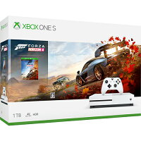 Xbox One S 1 TB (Forza Horizon 4 同梱版)の画像