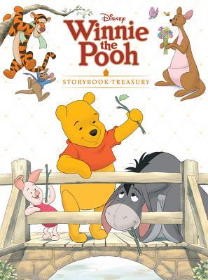 Winnie the Pooh Storybook Treasury画像