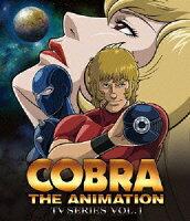 COBRA THE ANIMATION コブラ TVシリーズ VOL.1【Blu-ray】