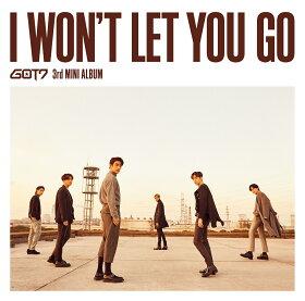 I WON'T LET YOU GO (初回限定盤A CD+DVD)