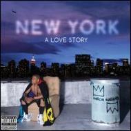 【送料無料】【輸入盤】New York: A Love Story [ Mack Wilds ]