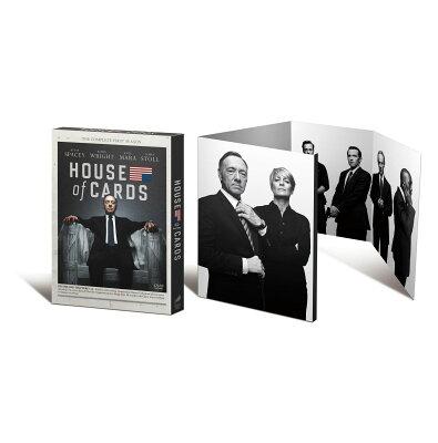【楽天ブックスならいつでも送料無料】ハウス・オブ・カード 野望の階段 SEASON 1 DVD Complete...