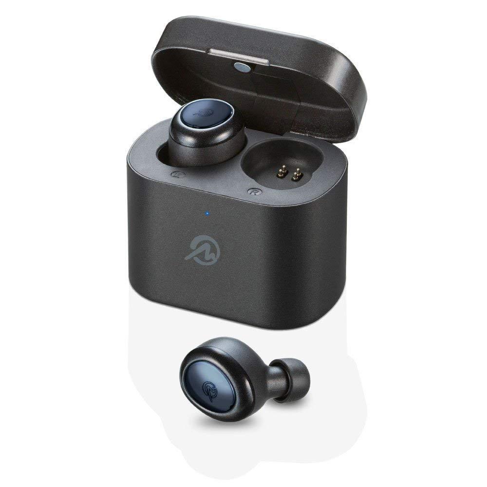 M-SOUNDS完全ワイヤレス両耳カナル型Bluetoothイヤホン MS-TW2PBK