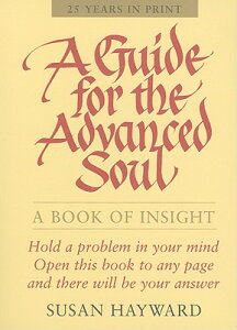 A Guide for the Advanced Soul GD FOR THE ADVD SOUL [ Susan Hayward ]