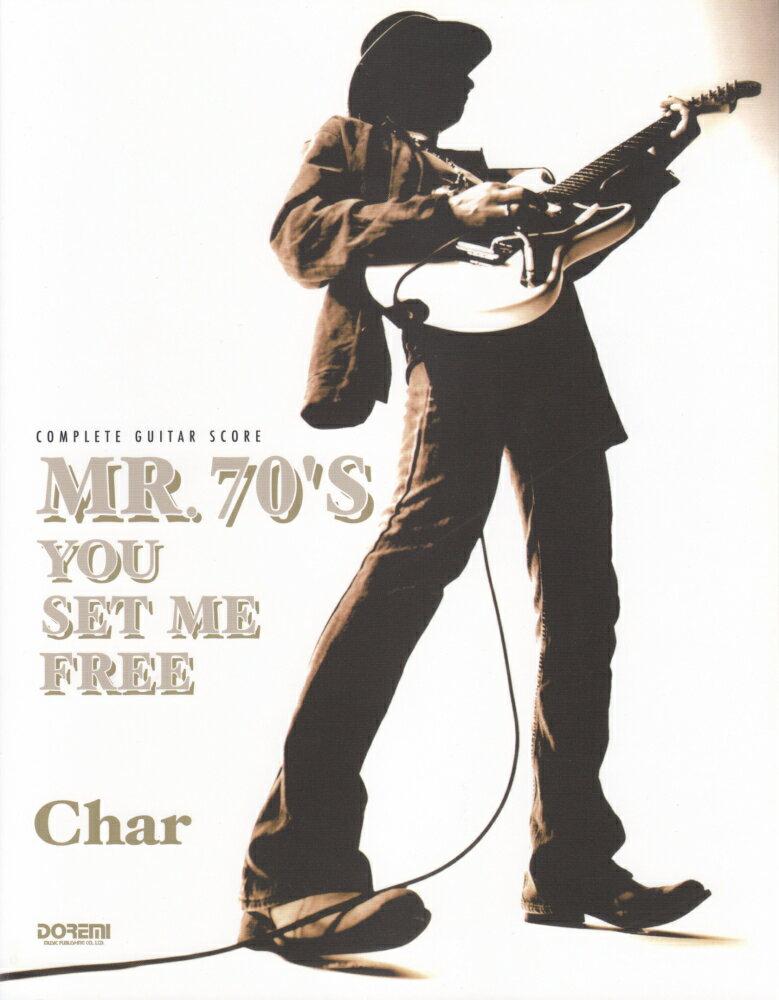 Char/MR.70'S YOU SET ME FREE画像