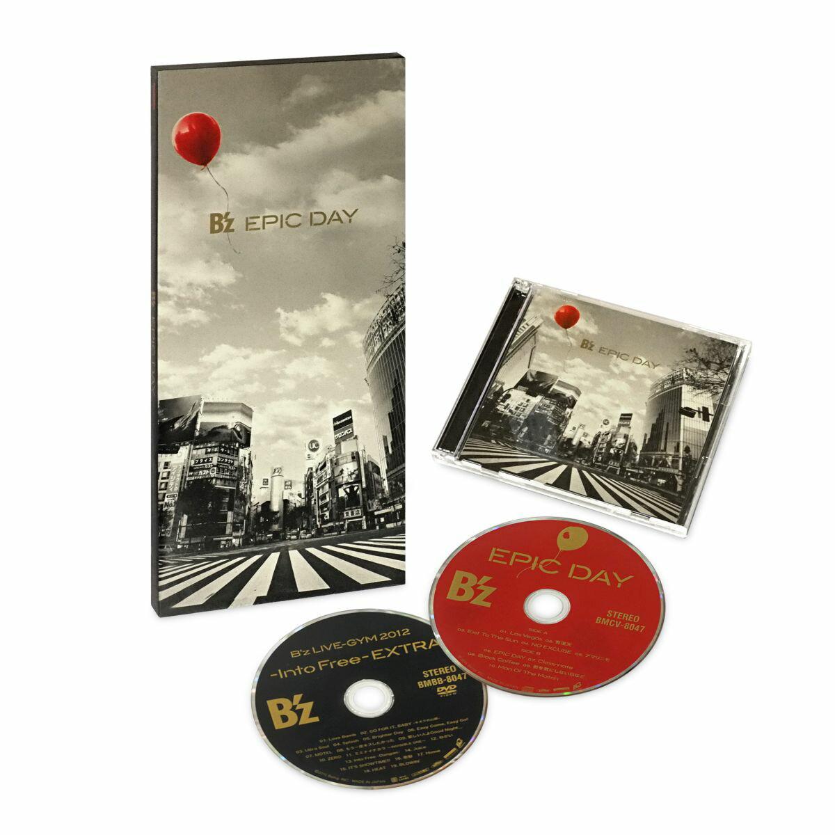 邦楽, ロック・ポップス EPIC DAY ( CDDVD) Bz
