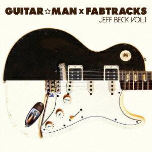 Guitar☆Man×Fabtracks Jeff Beck Vol.1画像