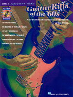 【輸入楽譜】SIGNATURE LICKS: GUITAR RIFFS OF THE '60S