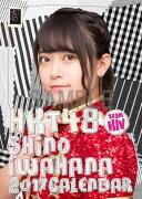 (卓上)HKT48 岩花詩乃 カレンダー 2017【楽天ブックス限定特典付】