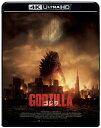 【先着特典】GODZILLA ゴジラ[2014]【4K ULTRA HD】(「ゴジラvsコング」特製ロゴステッカー) [ アーロン・テイラー