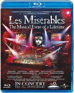 レ・ミゼラブル 25周年記念コンサート【Blu-ray】