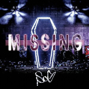 【送料無料】MISSING(初回限定盤B CD+DVD) [ SuG ]