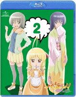 ハヤテのごとく! Cuties 第2巻【Blu-ray】