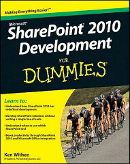 【送料無料】Sharepoint 2010 Development for Dummies