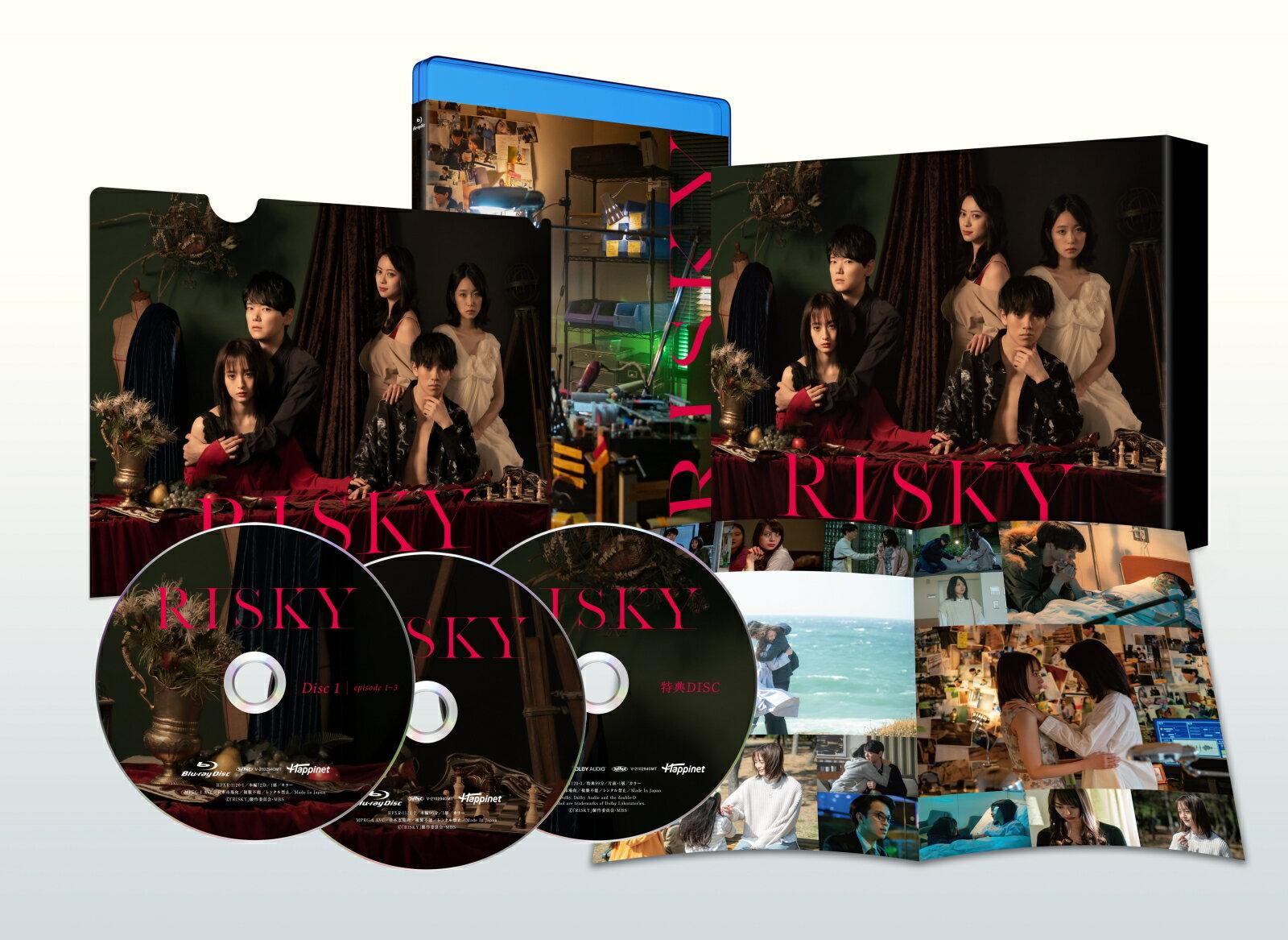 RISKY【Blu-ray】