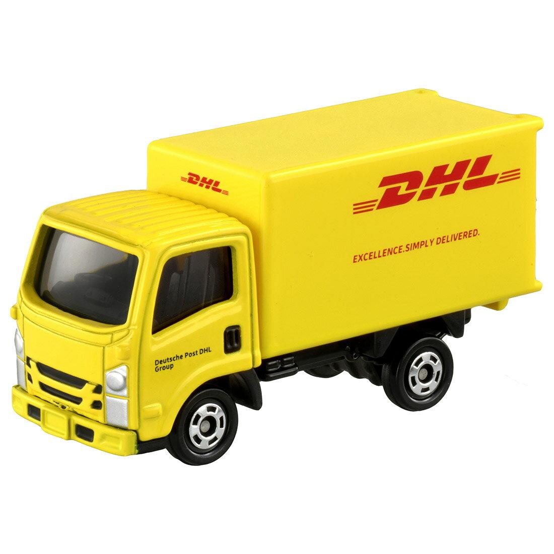 トミカ No.109 DHLトラック(箱)