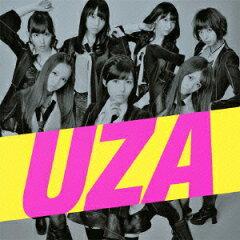 【送料無料】【楽天限定生写真付き!】UZA(数量限定生産盤Type-K CD+DVD) [ AKB48 ]