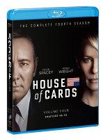 ハウス・オブ・カード 野望の階段 SEASON 4 ブルーレイ コンプリートパック【Blu-ray】