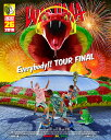 Everybody!! TOUR FINAL【Blu-ray】 [ WANIMA ]