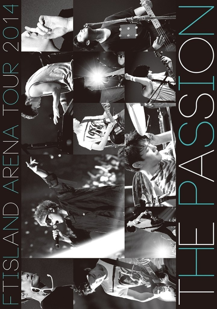 「ARENA TOUR 2014 -The Passion-」FTISLAND画像