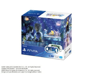 【送料無料】PlayStation Vita FINAL FANTASY X/X-2 HD Remaster RESOLUTION BOX
