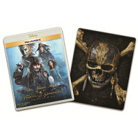 パイレーツ・オブ・カリビアン/最後の海賊 MovieNEX プラス3Dスチールブック(オンライン数量限定商品)