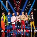 U.S.A (初回限定盤A CD+DVD) [ DA PUMP ]