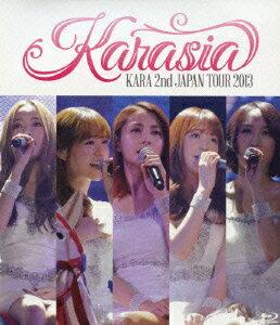 【送料無料】THE FINAL SHOW -KARA 2nd JAPAN TOUR 2013 KARASIA- (仮) 【初回限定盤】【Blu-ra...
