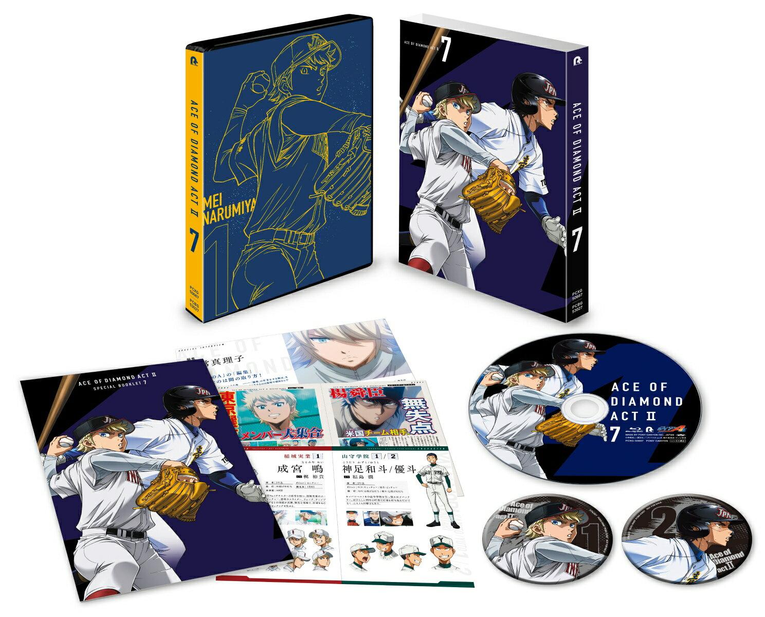 アニメ, キッズアニメ A actII Blu-ray Vol.7Blu-ray