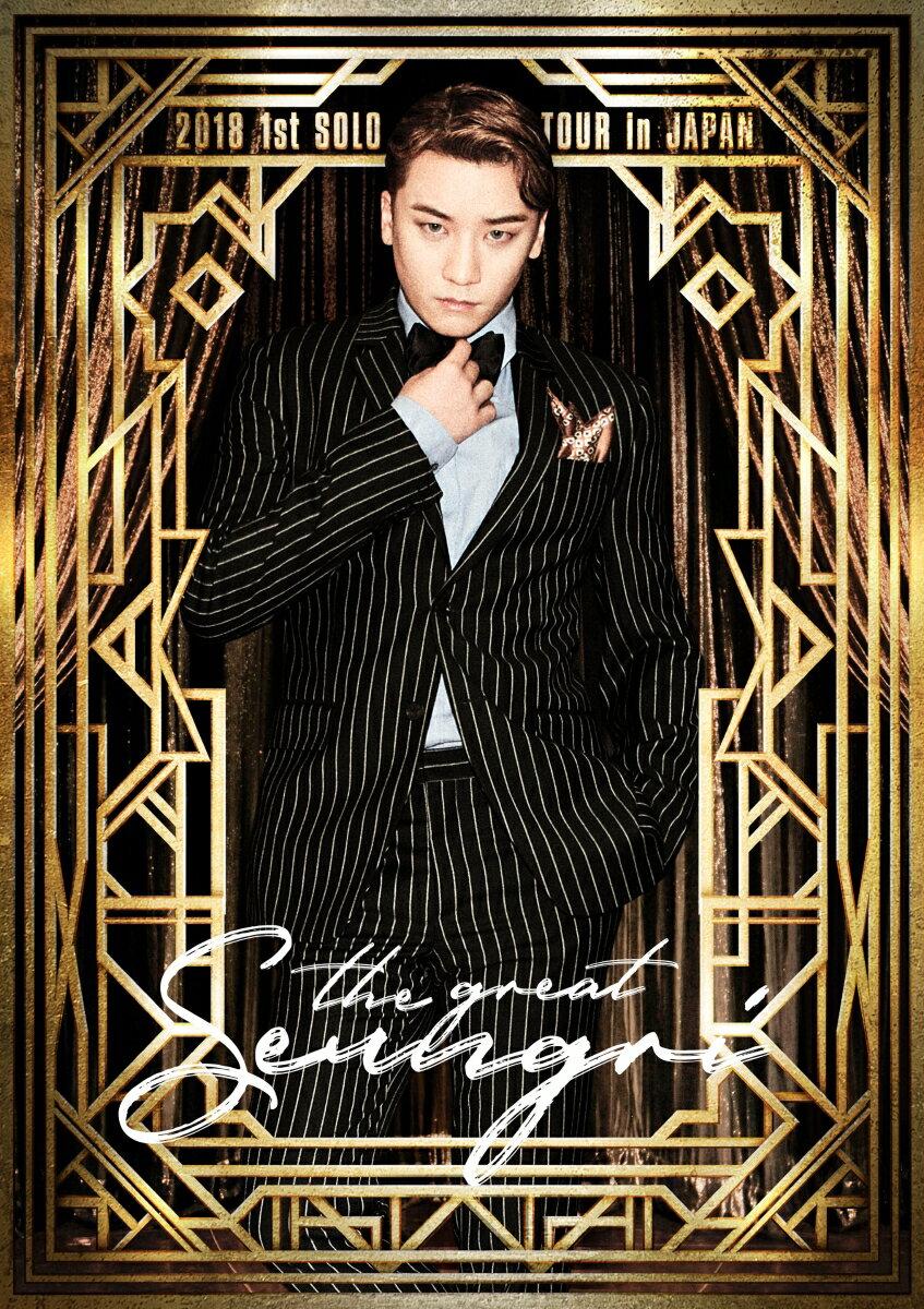 SEUNGRI 2018 1ST SOLO TOUR [THE GREAT SEUNGRI] IN JAPAN(Blu-ray+スマプラムービー)【Blu-ray】画像