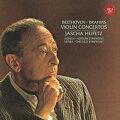 ベスト・クラシック100 66::ベートーヴェン&ブラームス:ヴァイオリン協奏曲