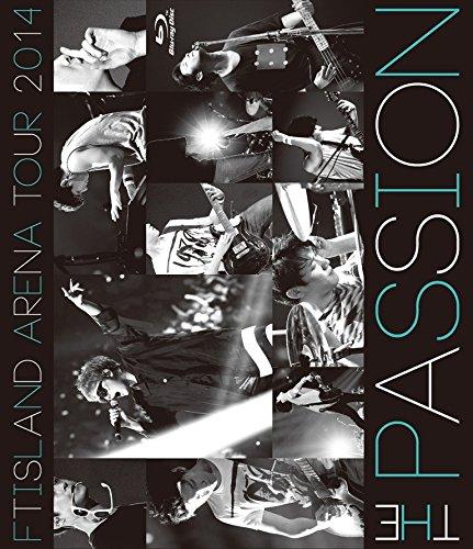 「ARENA TOUR 2014 -The Passion-」FTISLAND 【Blu-ray】画像