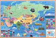 NEW大きな世界地図パズル [ 正井泰夫 ]