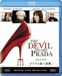 【送料無料】【BD2枚3000円5倍】プラダを着た悪魔 【Blu-ray】 [ メリル・ストリープ ]